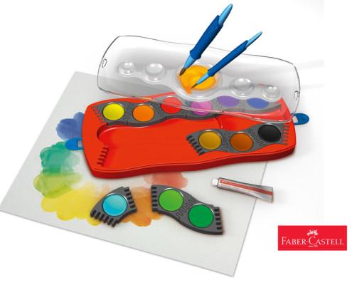 Faber-Castell Farben für Kinder