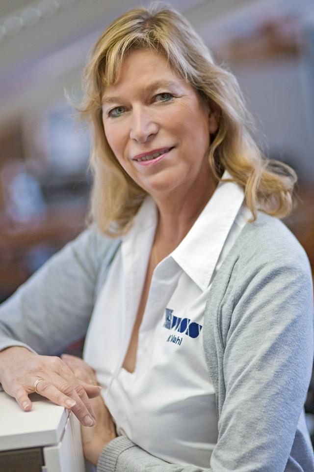 Geschäftsführerin Voss – Einkauf