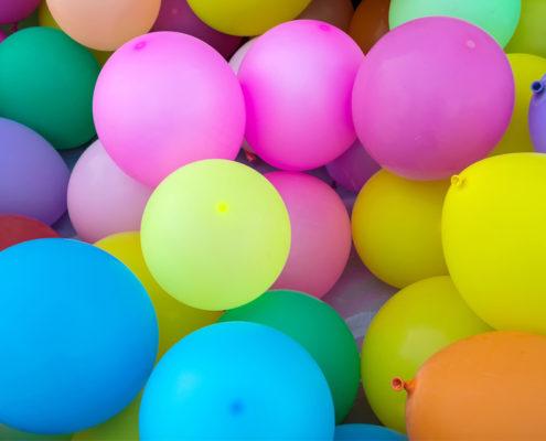 Luftballon-Aufblasmaschine