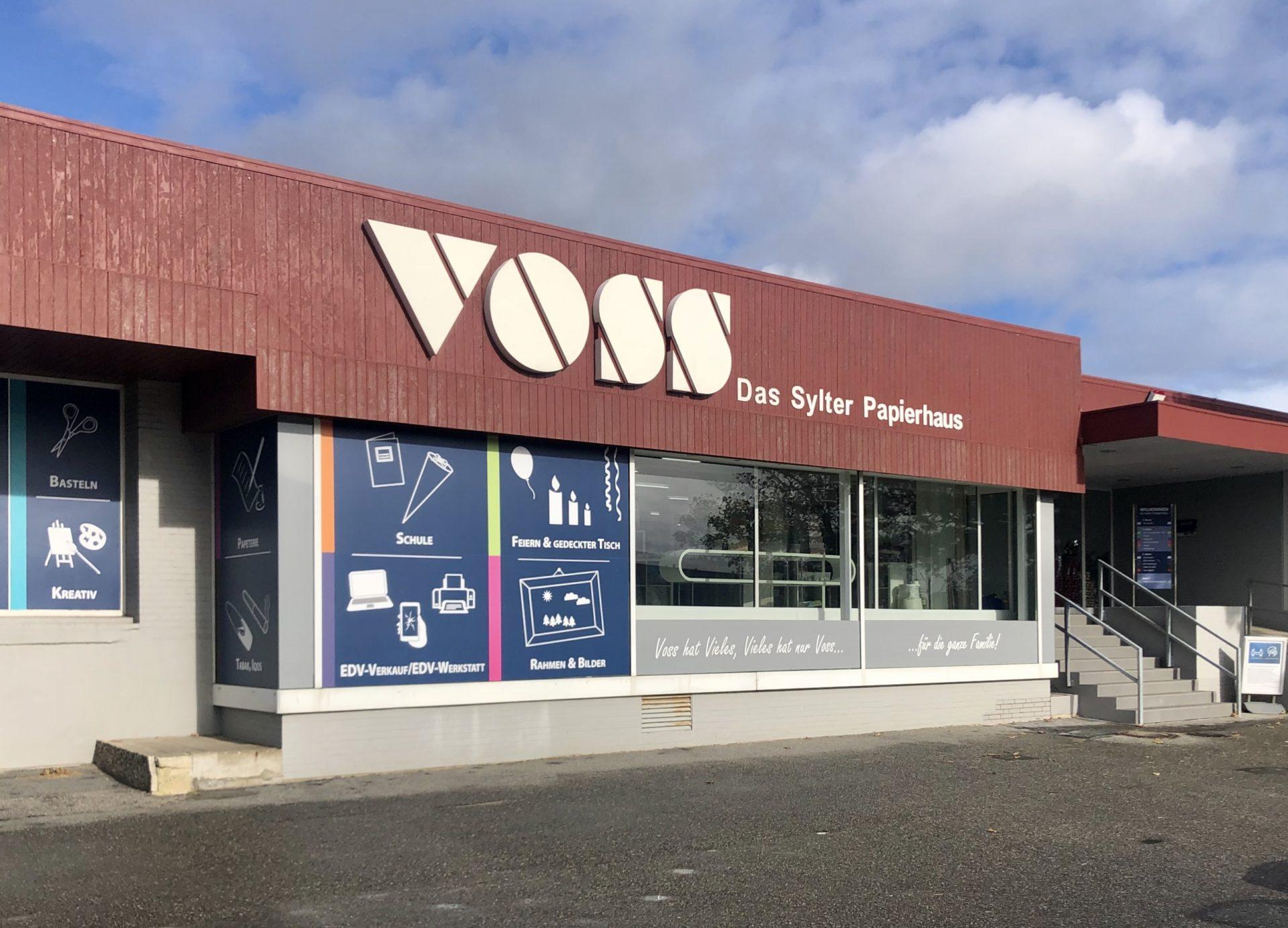 VOSS - Das Sylter Papierhaus
